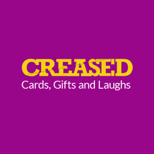 Creased Cards
